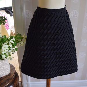Alexander McQueen Textured Skirt